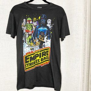 STAR WARS The Empire Strikes Back T-Shirt Small
